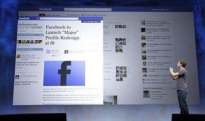 Facebook测试消息流功能:依用户兴趣提供个性化内容