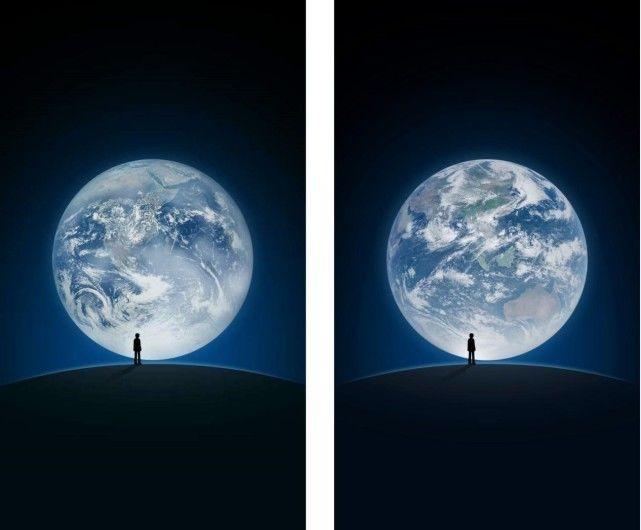 微信启动页6年首次更换图片,换成中国卫星成像图