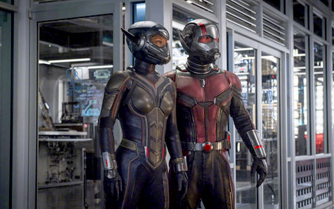 漫威推出《蚁人》续作电影《蚁人与黄蜂女》 北美定档7.6