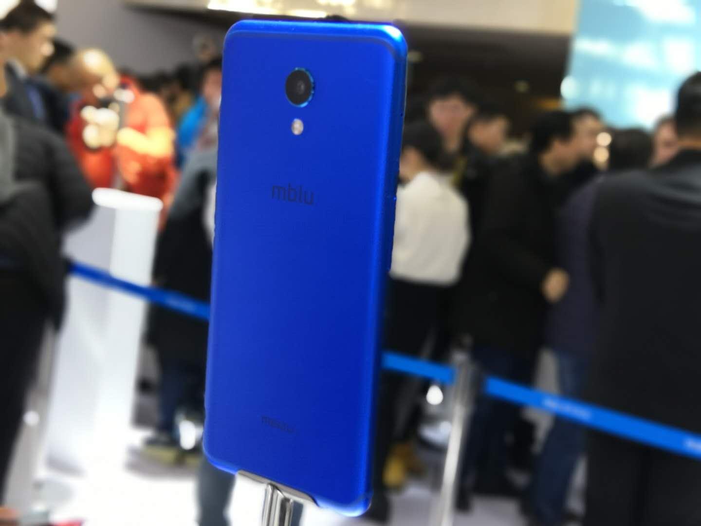 魅蓝首款全面屏S6发布 搭载三星全网通处理器 起售价999元