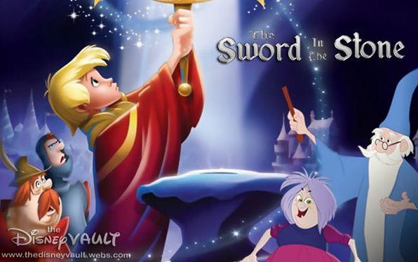迪士尼将推出漫改真人电影《石中剑》