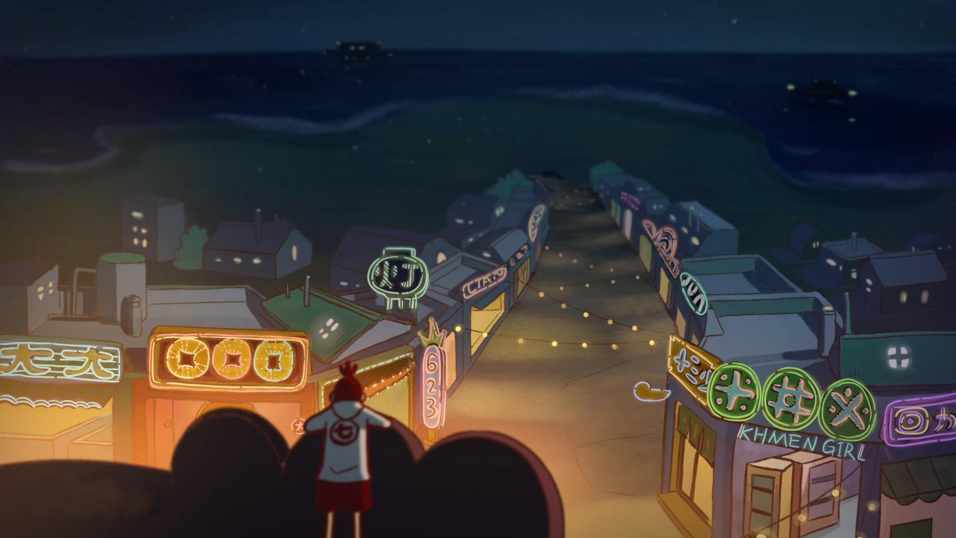 啊哈娱乐小疯映画合作推出动画《刺客伍六七》 定档3.7