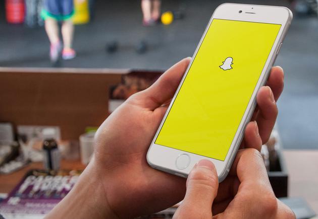 Snapchat改版后遭吐槽要求回归旧版,CEO觉得改版可以 将来只微调