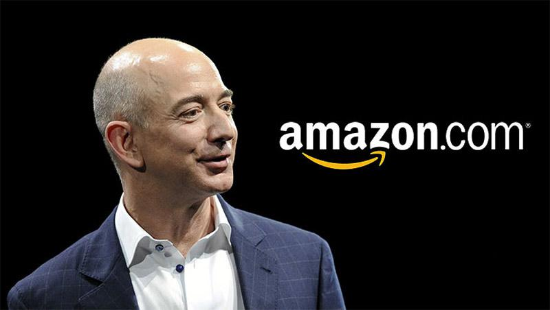 亚马逊CEO贝索斯身家增至1243亿美元 领先第二名盖茨325亿美元