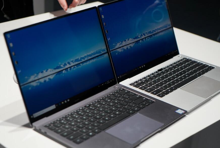 华为MWC推出全面屏笔记本MateBook X Pro、平板M5和5G商用终端