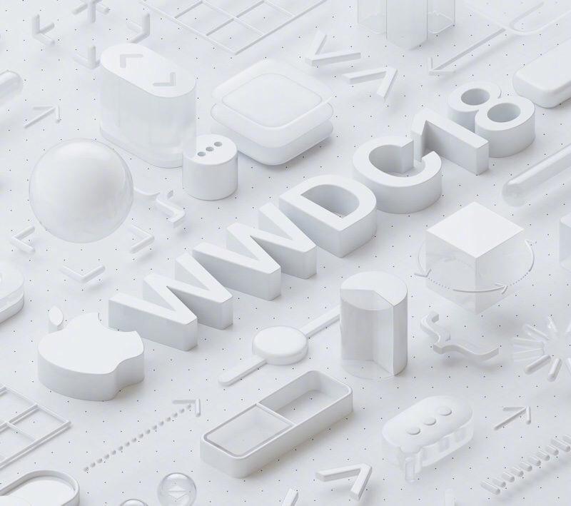 苹果宣布WWDC 2018大会6月4日开幕