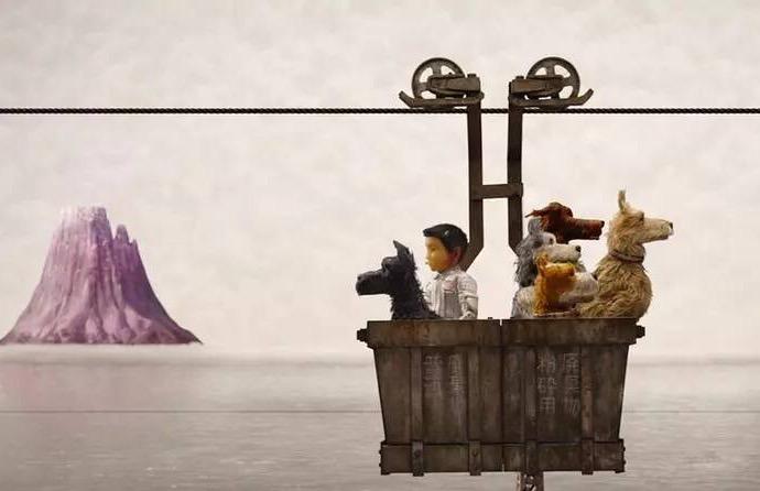 韦斯安德森动画新作《犬之岛》内地定档4.20