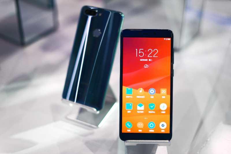 联想首款区块链手机S5起售价999元 搭载AI双摄和人脸解锁