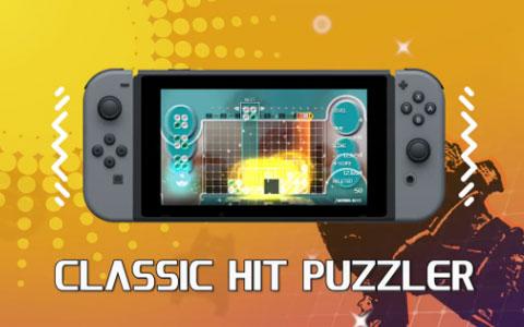 任天堂发布《音乐方块》等14款独立游戏新品