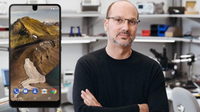 传安卓之父安迪-鲁宾创办的Essential公司有意出售 未来不再开发手机