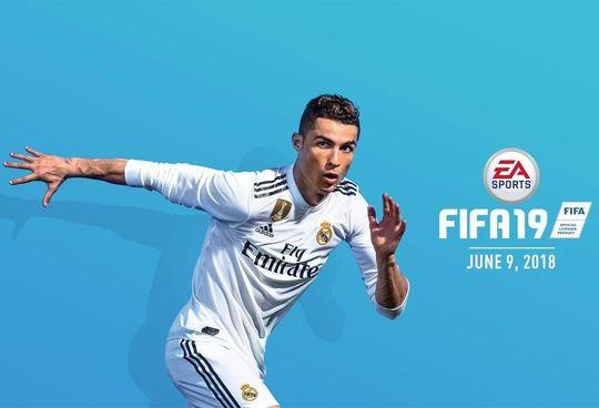 《FIFA19》9月29日发售 EA考虑发展跨平台联机