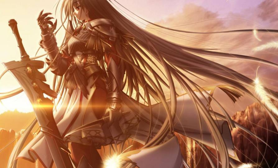 《战场女武神4》9月25日发售 预定实体版可获主题贴纸