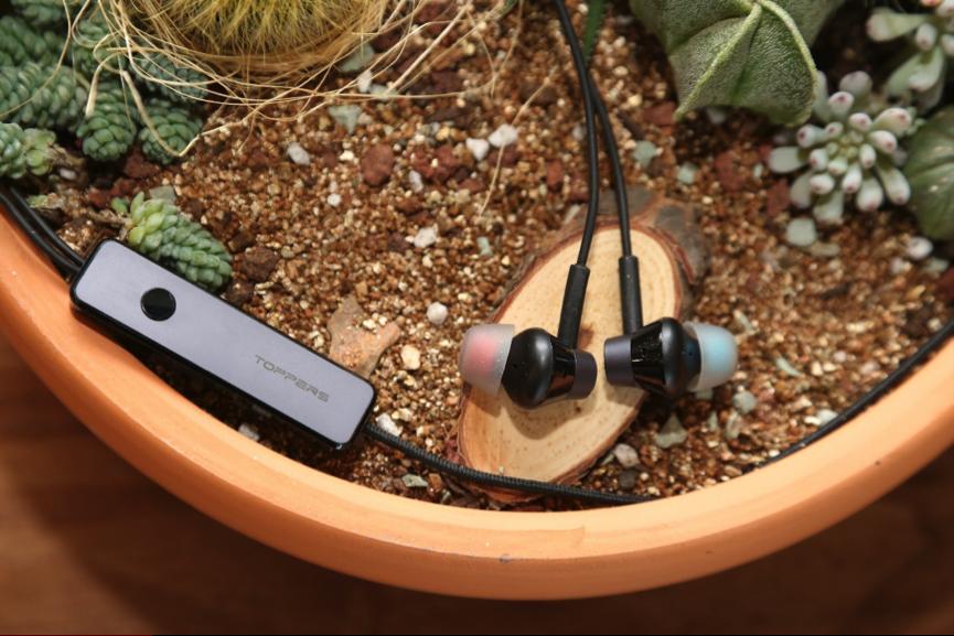 博信股份旗下TOPPERS主动降噪耳机E2发布 零售价199元