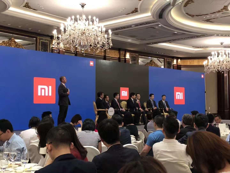 小米正式启动香港IPO路演 预计募资480亿港元