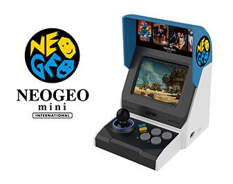 SNKNEOGEOmini7月24日发售 预售价格约675元