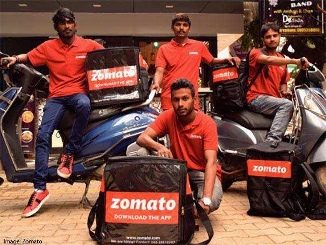 蚂蚁金服或将投资印度外卖平台Zomato