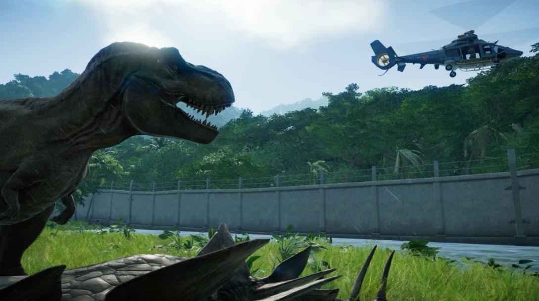 《侏罗纪世界2》票房过7亿美元 新游《侏罗纪世界:进化》持续热销