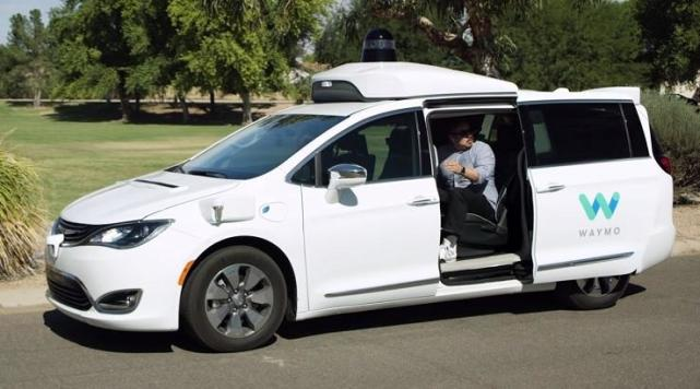 谷歌无人驾驶部门Waymo已完成800万英里路测