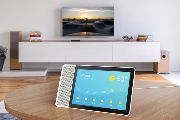日媒:Google拟在圣诞前夕推配置屏幕的Google Home