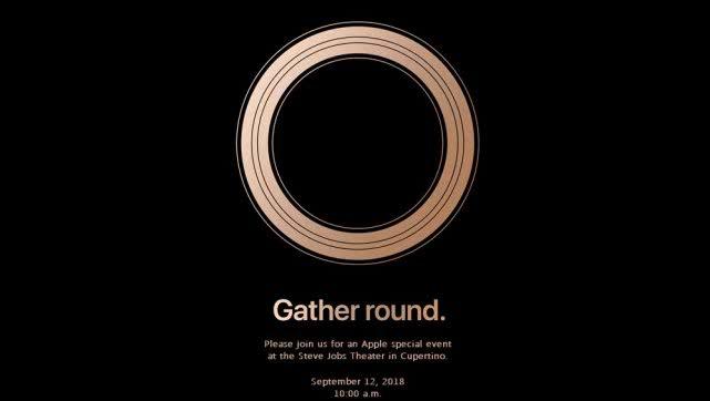 苹果发布会时间确定 北京时间9月13日凌晨1点