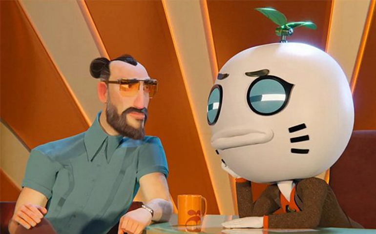 暴走漫画大电影《未来机器城》Netflix上线口碑爆冷