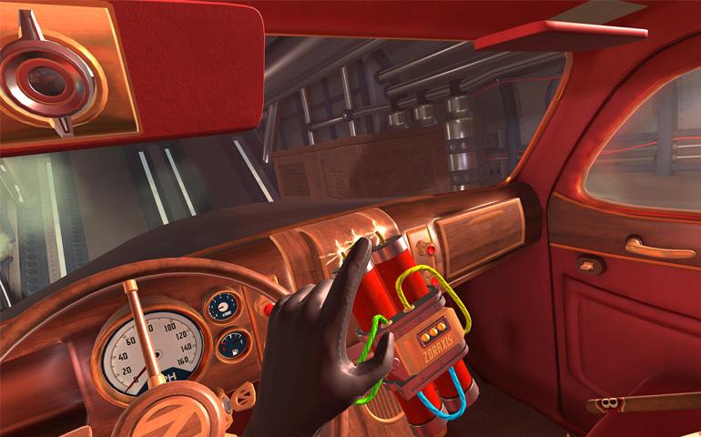 《我希望你去死》开发商宣布一款双剑格斗VR游戏正在开发中