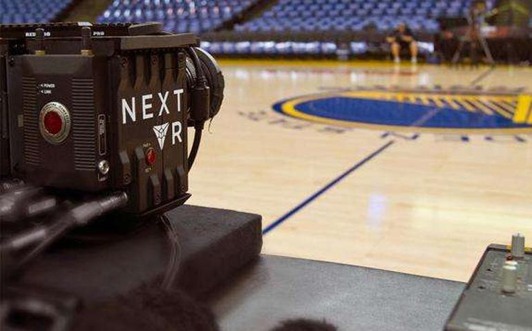 专注于赛事、演唱会的VR直播平台NextVR将登陆Oculus Rift与Steam
