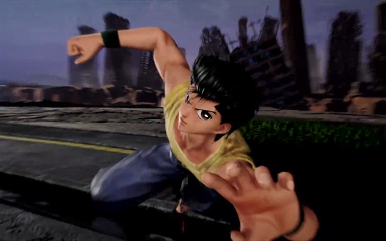 TGS 2018《Jump大乱斗》新预告,增加 4 个可玩角色和 4 个原创人物