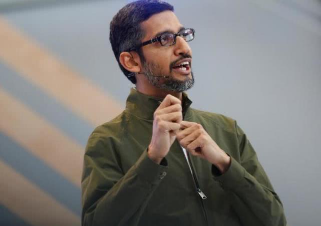 谷歌CEO皮查伊同意出席美国众议院听证会