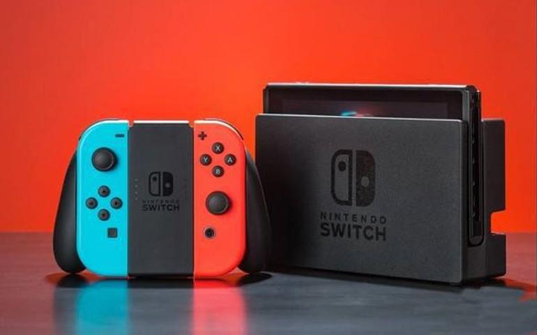 華爾街日報稱2019年將推出新型Switch主機
