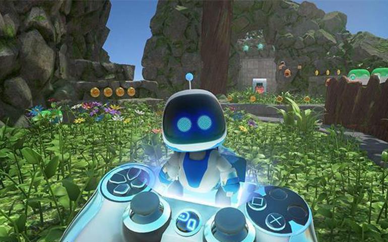 IGN日本:索尼VR《宇宙機器人拯救行動》具有里程碑意義