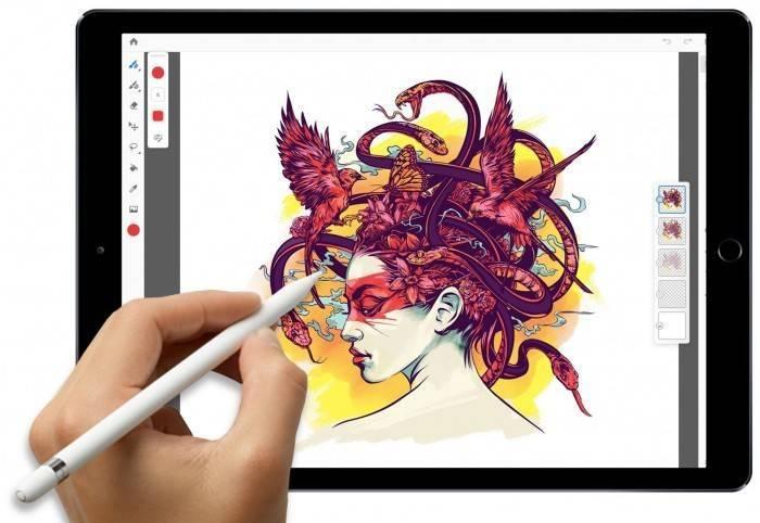 Adobe:2019年推出适用于iPad的完整版Photoshop