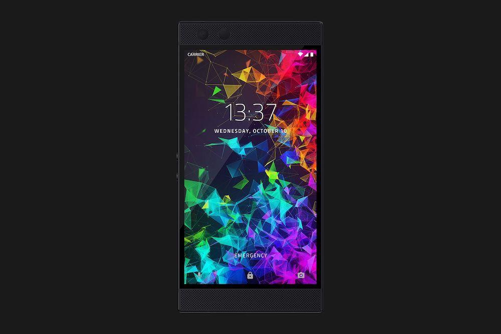 Razer Phone 2发布:更多光效,更多功能加入