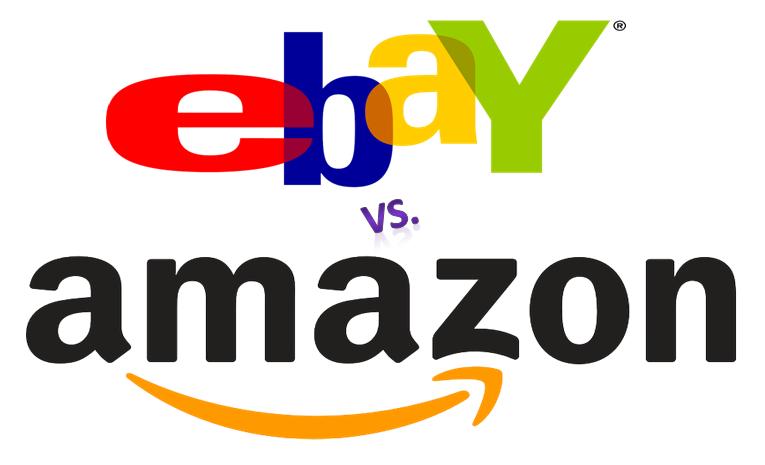 "eBay起诉亚马逊非法""抢夺""卖家"