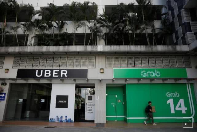 新加坡监管机构判定Uber和Grab合并违法 Uber将上诉