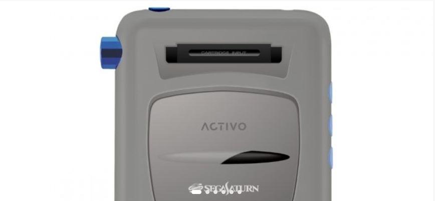 世嘉将与 Aiuto 合作推出定制版「世嘉土星」ACTIVO CT10