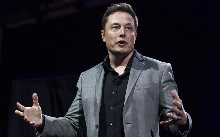 SpaceX马斯克也是资深游戏人?将社交媒体比作《黑魂》等游戏