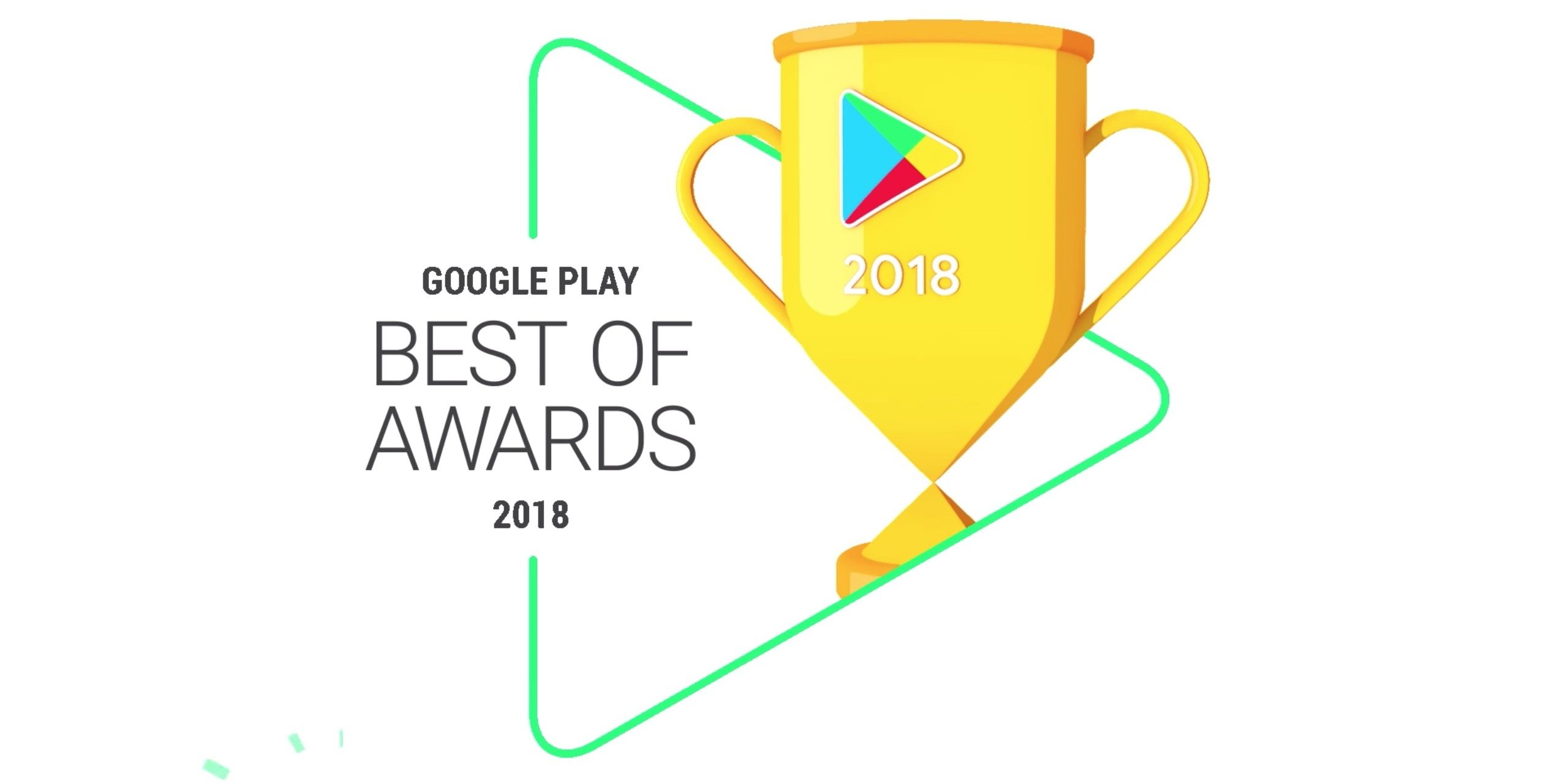 Google Play2018年度最佳榜单首次开放玩家票选