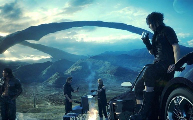 《最终幻想15》成系列中销售最快作品