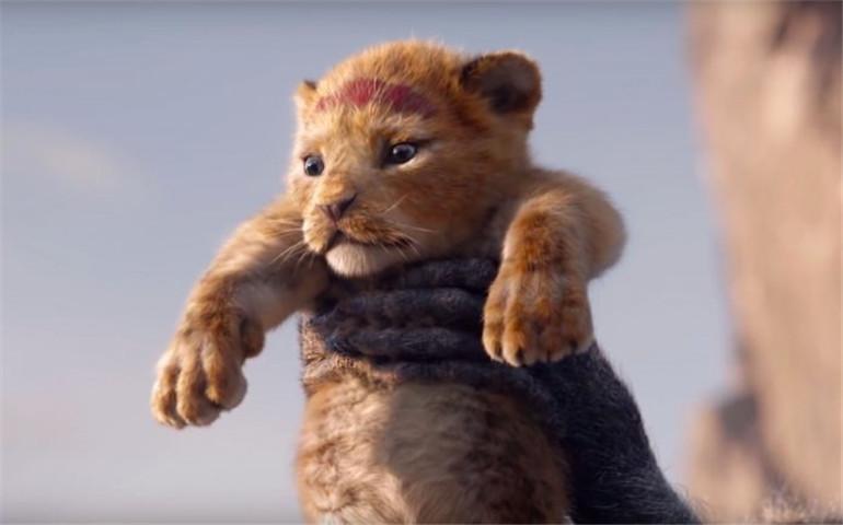 真人版《狮子王》曝预告 重现23年前的夺位之争
