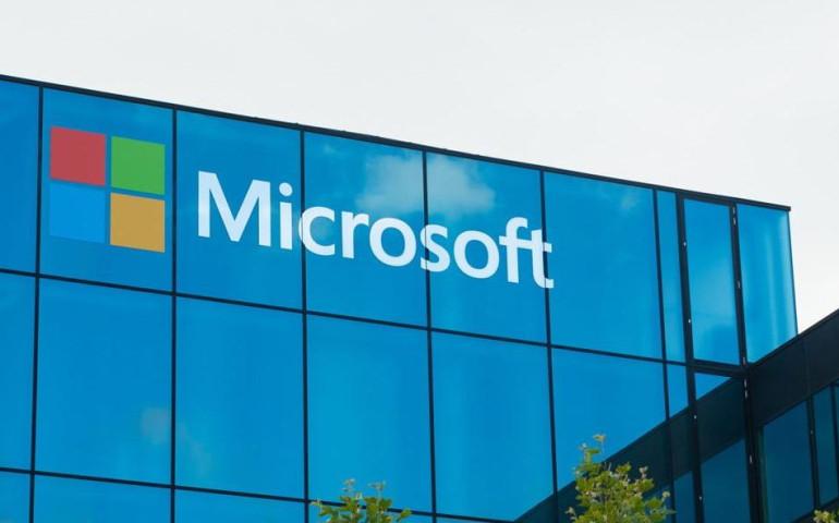 微软超越苹果,成市值最高公司