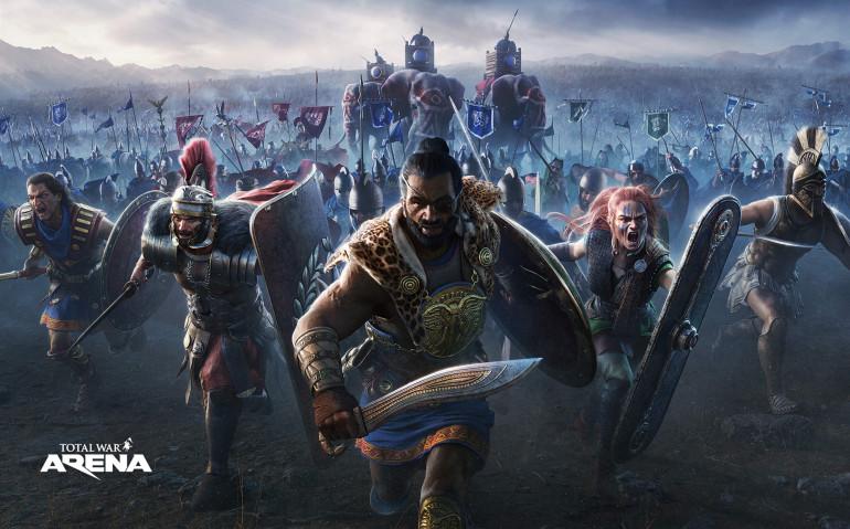 《全面战争:竞技场》开发五年终遭停运