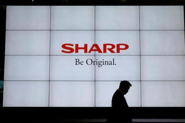 夏普日本裁员3000余人 生产转移至富士康中国工厂