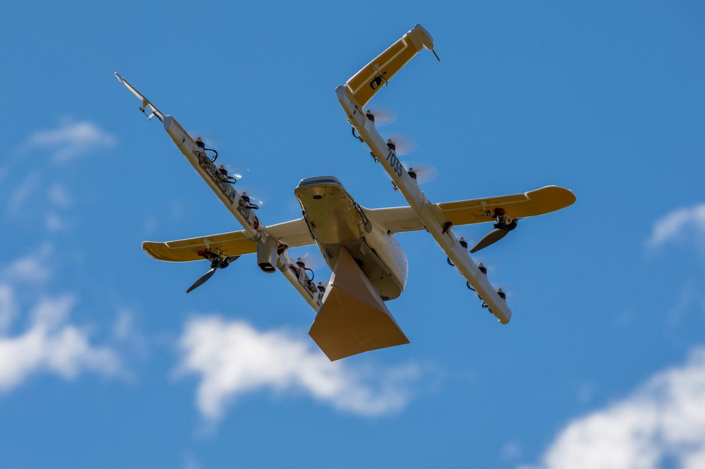 Alphabet旗下公司Wing拟明年在芬兰推无人机送货服务