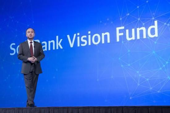 软银愿景基金将于明年在上海设立首个内地团队,规模在20人左右