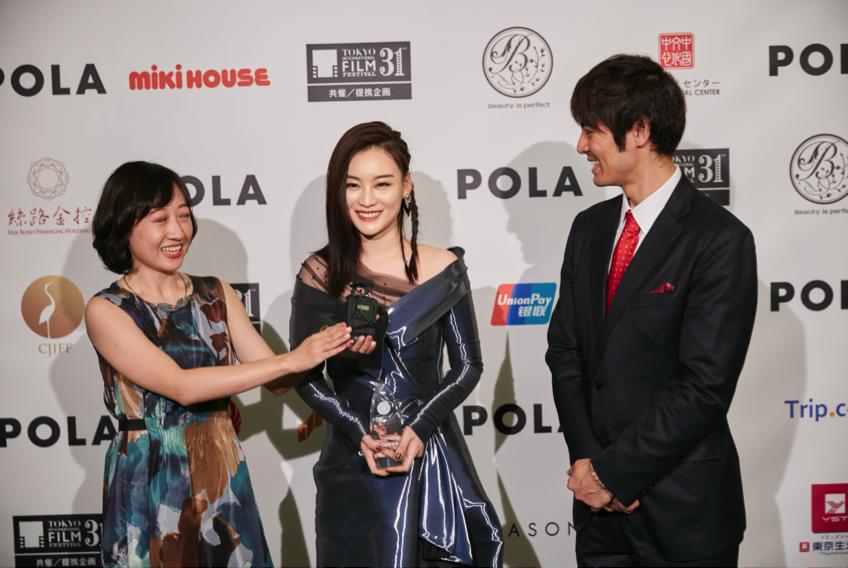 新生代实力女演员尚语贤将出席2018第九届牛耳文娱盛典