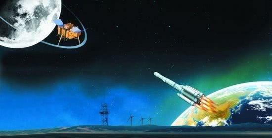 嫦娥四号今日凌晨成功发射,将实现人类首次月球背面软着陆