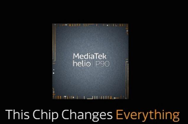 联发科12nm中端芯片Helio P90亮相 全新GPU提升50%性能