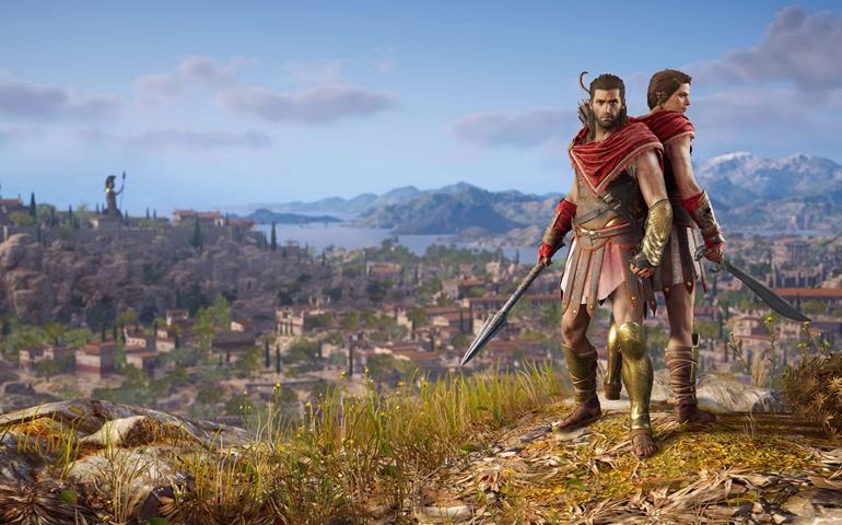 育碧为《刺客信条:奥德赛》DLC强行关系配对道歉