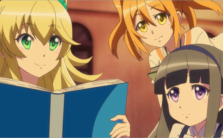 TV动画「Colorful Pastrale ~」第2话先行图公开!